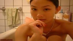 スタイル抜群で可愛い彼女のエロ画像&ハメ撮り映像