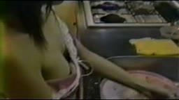 個人撮影。Nana19歳。彼氏とハメ撮りセックス動画