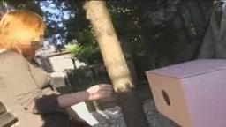 箱の中身を当てる。性格の良い子に・・・