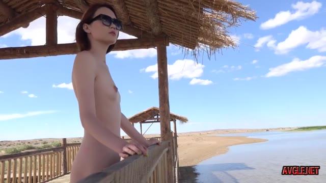 Chinese model Elizabeth Nude Video
