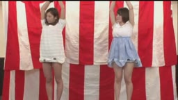 偏差値激高のお嬢様系大学に通う6人の女子大生が豪華海外旅行をかけてスカート