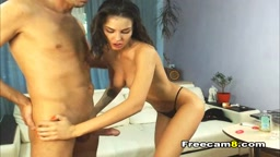 Babe with Super Hot Body Riding a Big Dick liveBabe with Super Hot Body Riding a Big Dick live