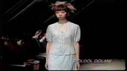 ファッションショー 日本人モデル 乳首スケ