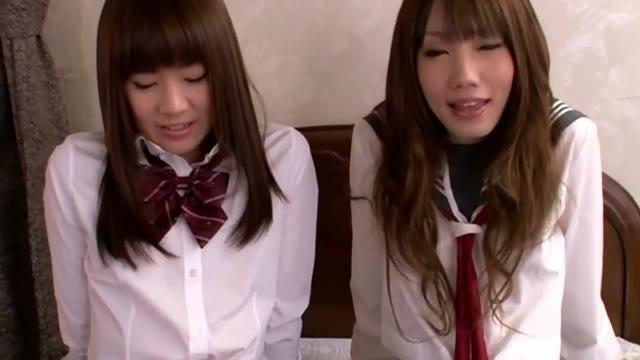 レズの女子小学生が真っ昼間からホテルでキモおやじの立ちバックに絶のロリ系動画