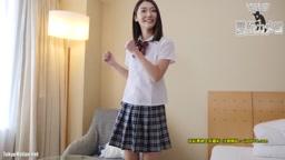 細身のSクラスの女の子18歳 素人 J