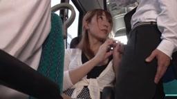 【今夜のおかず-51】エロ過ぎる痴女さんin通学バス