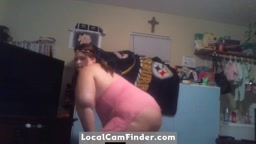 BBW Twerking in Lingerie - CassianoBR