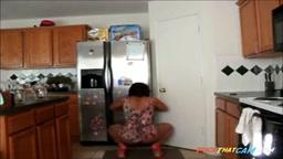 Twerking Tn The Kitchen