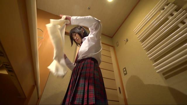 運動部の女子校生がまんこを擦りつける変態シックスナインのロリ系動画