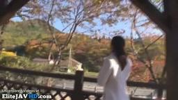 日本人美しさ与えますフェラチオアウトドア