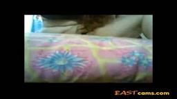 AMATEUR ARAB GIRL MASTURBATING AT HOME