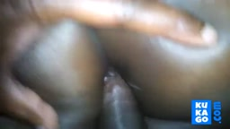 Black bitch taking it up the ass 06-25-2014