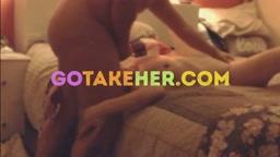 Hubby films girl suck cock