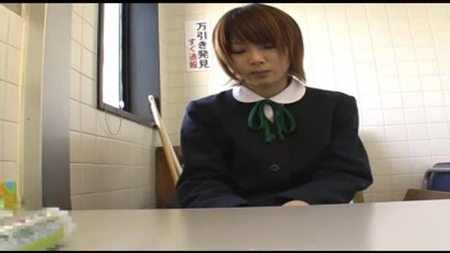 調教されたJKがちっぱいを揉みしだく一人エッチを自撮りの学生系動画